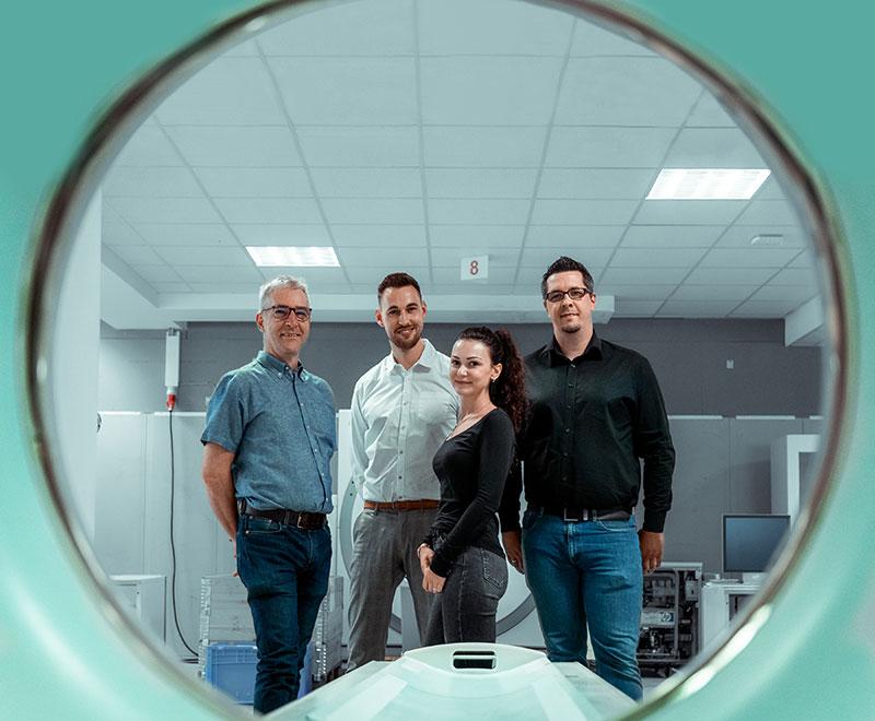 MEDSER Team mobiler CT